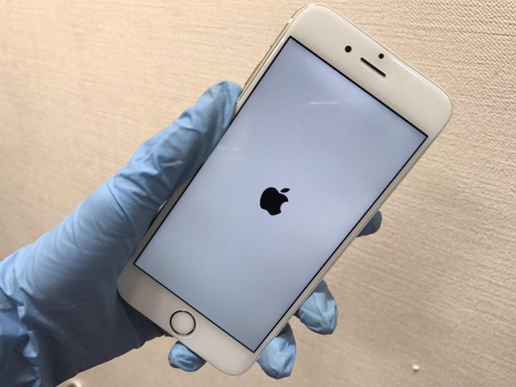 iPhone6s水没3.1222