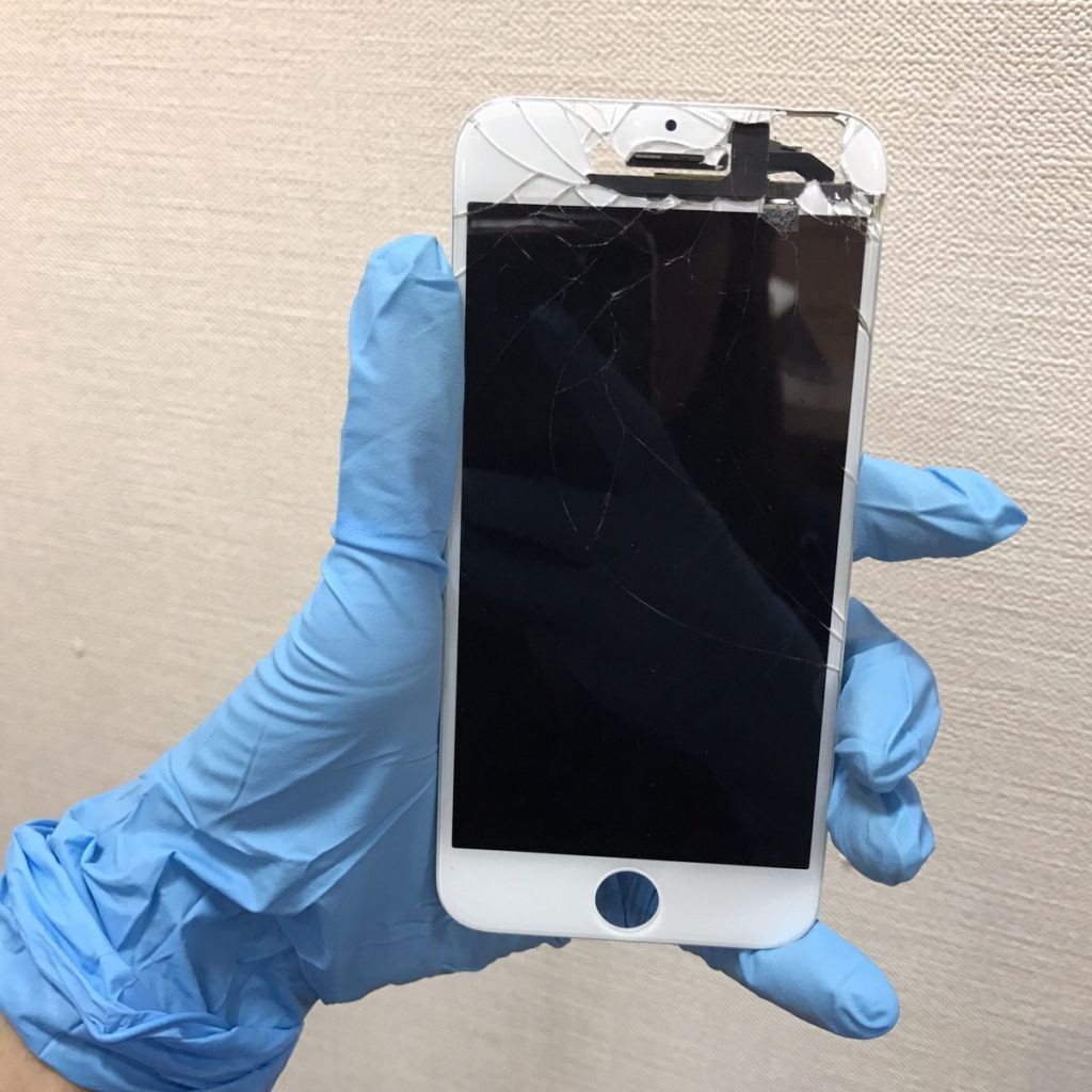 iPhone6フロントパネル交換.0118