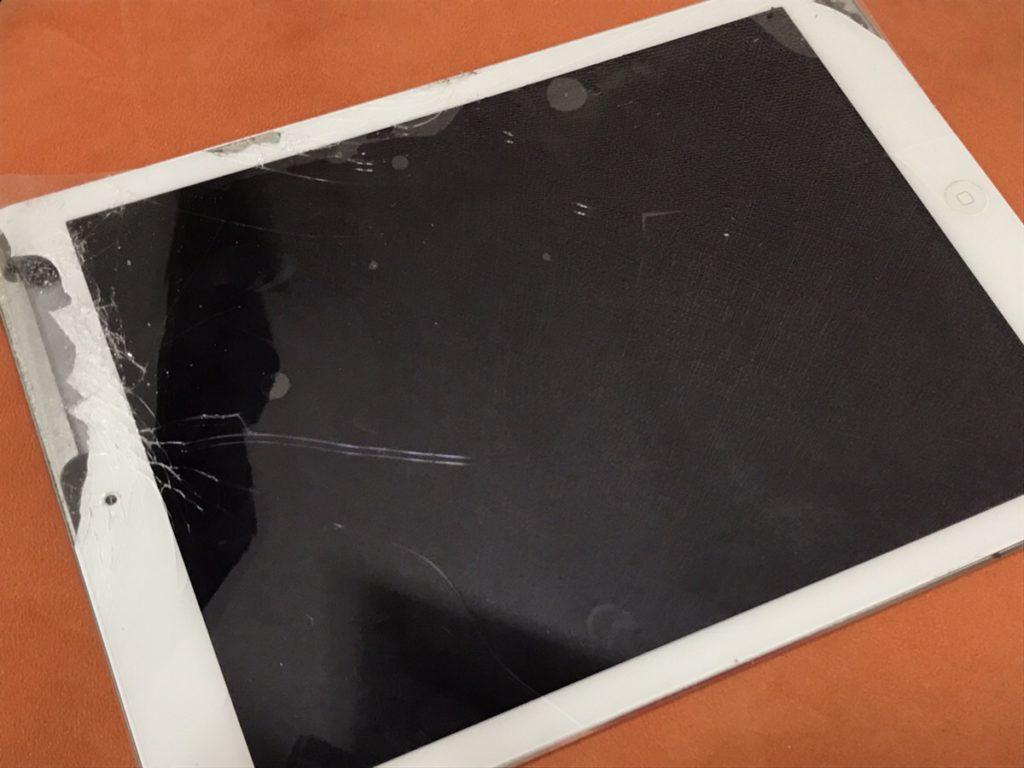 iPadフロントパネル修理.0202