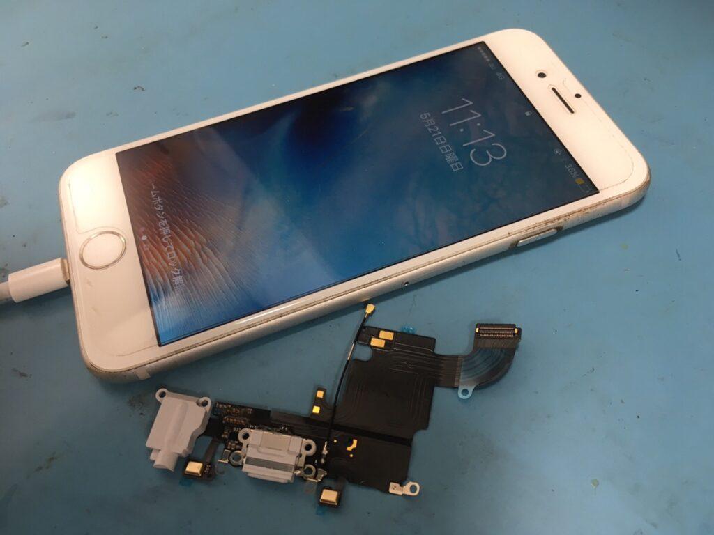 iphone6水没.0525