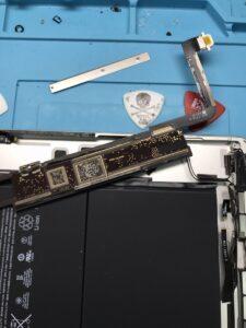 iPadAirライトニングコネクター交換