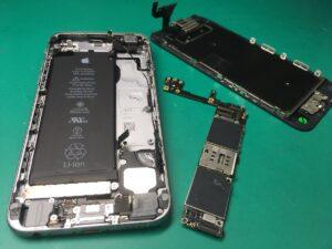 iPhone水没復旧.1018