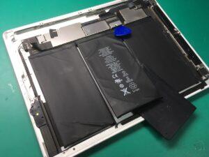 iPad3バッテリー修理.1025