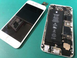 iPhone6水没.1116