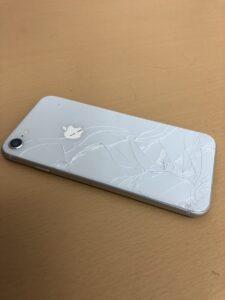 iPhone8バックパネル交換.1214