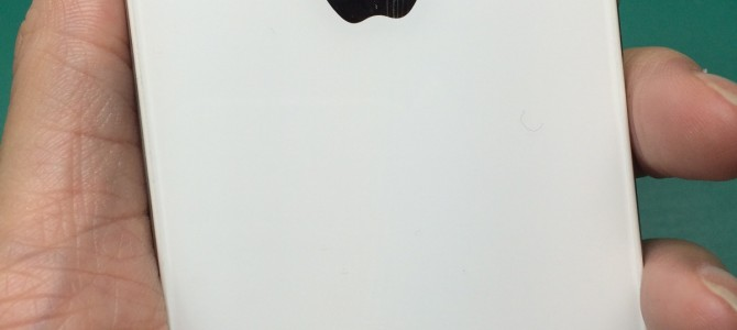 アイフォン修理報告【大雪!!水没に注意ですよー!!】