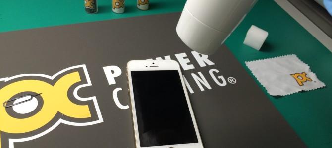 【大人気!!!】iPhone7のパワーコーティング