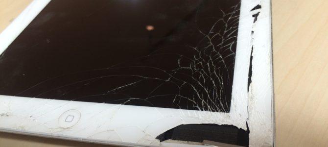 アイフォン修理報告!【iPhone5s・iPadのガラス割れ】