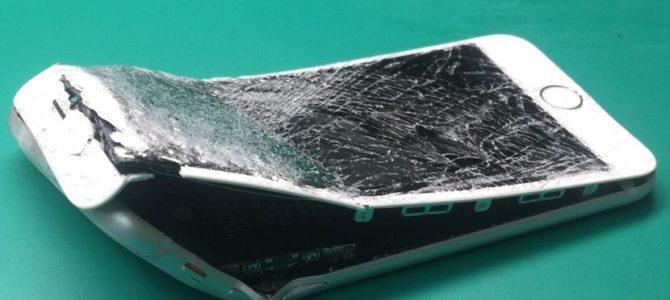 アイフォン修理報告【奇跡的のデータ救出!】