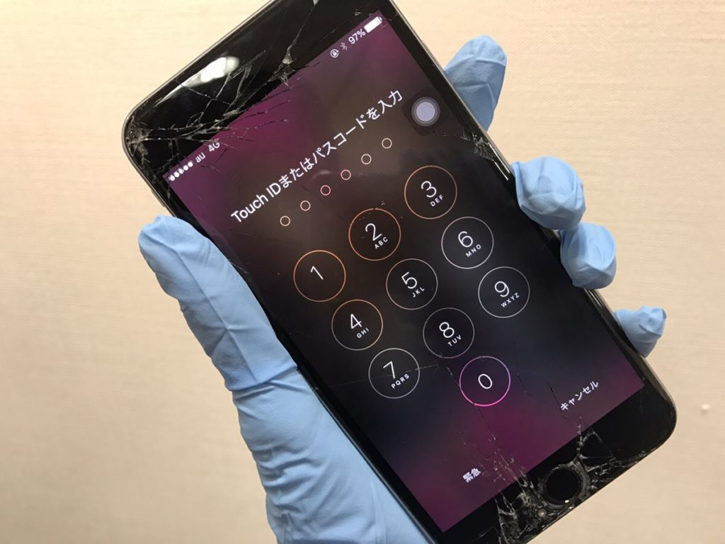 iPhone6sPlis.修理前.1208