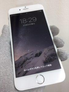iPhone6パネル交換後0206