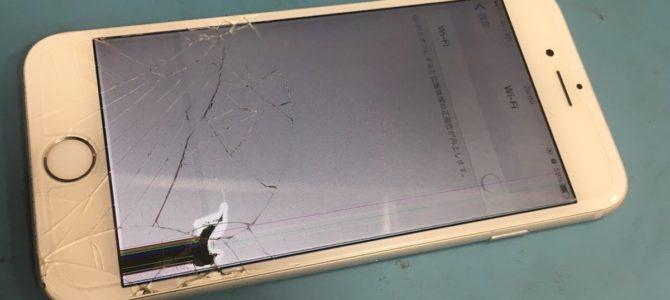 【iPhone6】液漏れも!Σ(・□・;) iPhone修理専門店アイフォンクリア琴似店ブログ2017/06/12