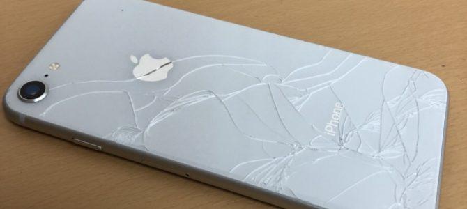 【iPhone8】バックパネル交換! iPhone修理専門店アイフォンクリア琴似店ブログ2017/12/14