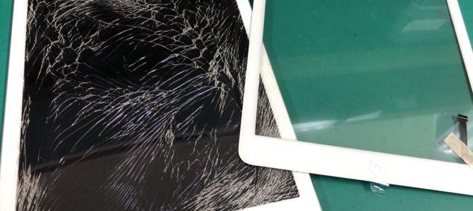 【iPad Air】タッチが効かない・・・ iPhone修理専門店アイフォンクリア 琴似店ブログ2018/01/23