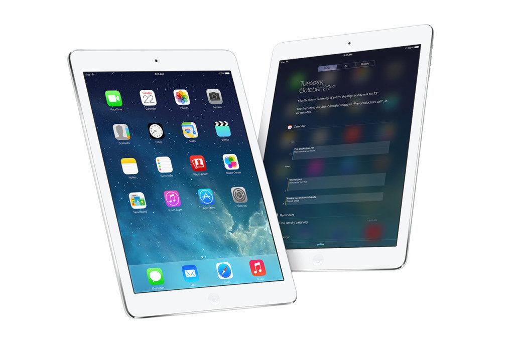 iPad修理の案内画像